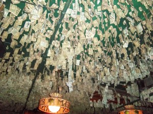 money ceiling mcguire's