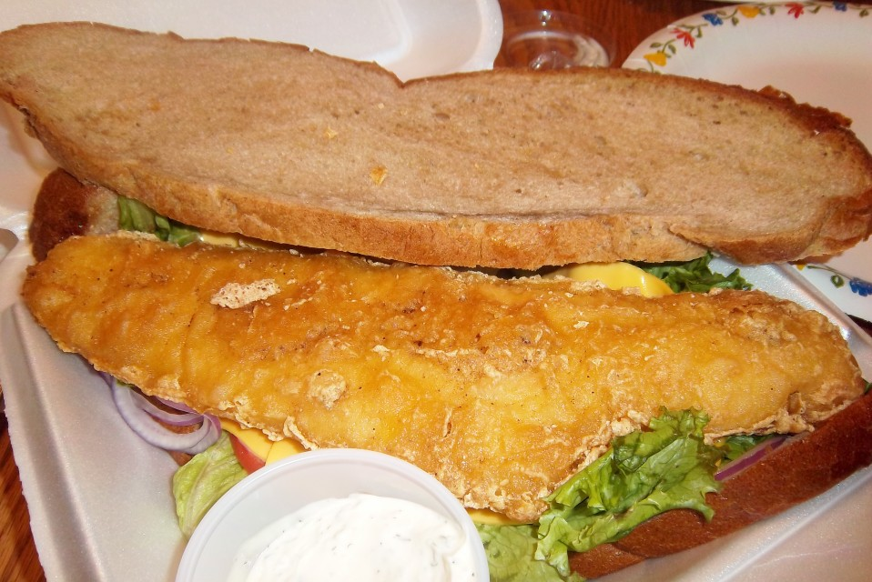 Oh larosa s week 3 plus fish fry news the for Who has the best fish sandwich