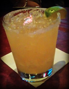 Rusty Bucket Margarita