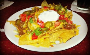 Rusty Bucket Nachos