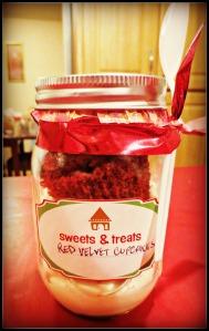 Cupcakes in Jar 2