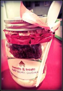 Cupcakes in Jar 3