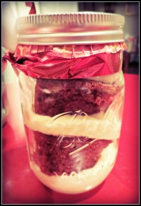 Cupcakes in Jar Back