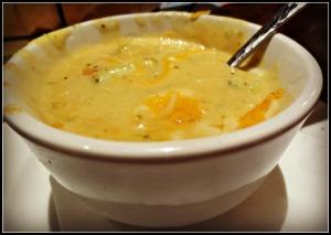 Longhorn soup