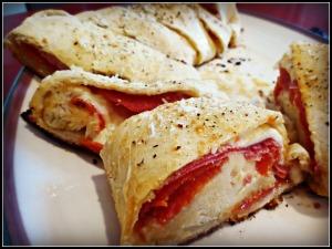 NY Day Meat Stromboli