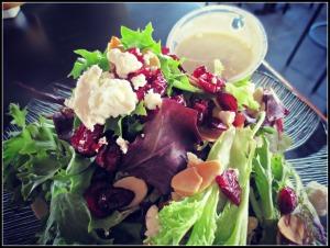SS House house salad 2
