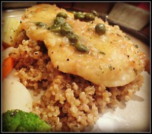 Week 4 Tues Quinoa