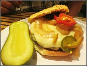 BBP Philadelphia Burger