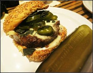 BBP Santa Fe Burger