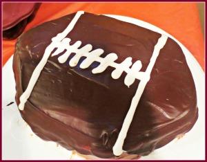 Football Cake 2