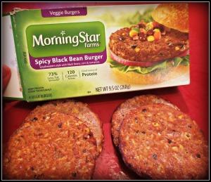MS Black bean burgers