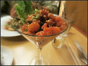 Pow Pow shrimp
