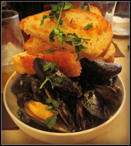 Senate Mussels