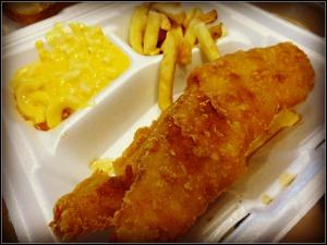 St. I's fish better