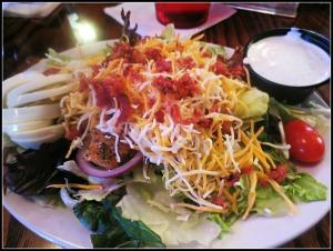 Nick and Tom Salad