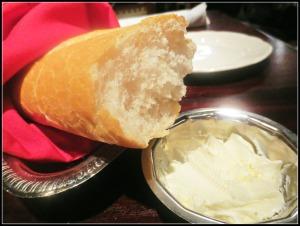 Pappadeaux bread