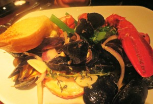 Pappadeaux Lobster and Mussels