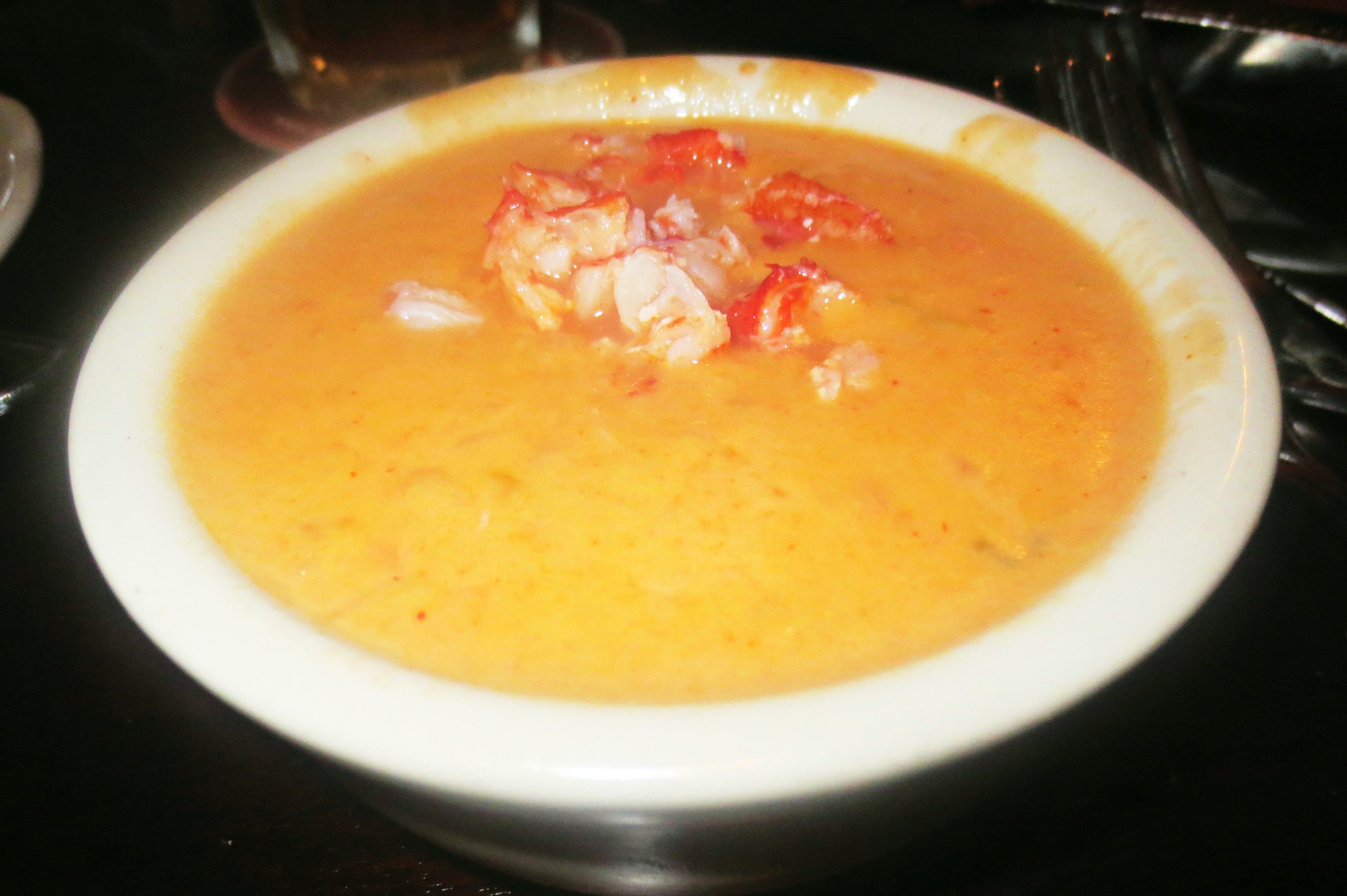 pappadeaux lobster bisque recipe