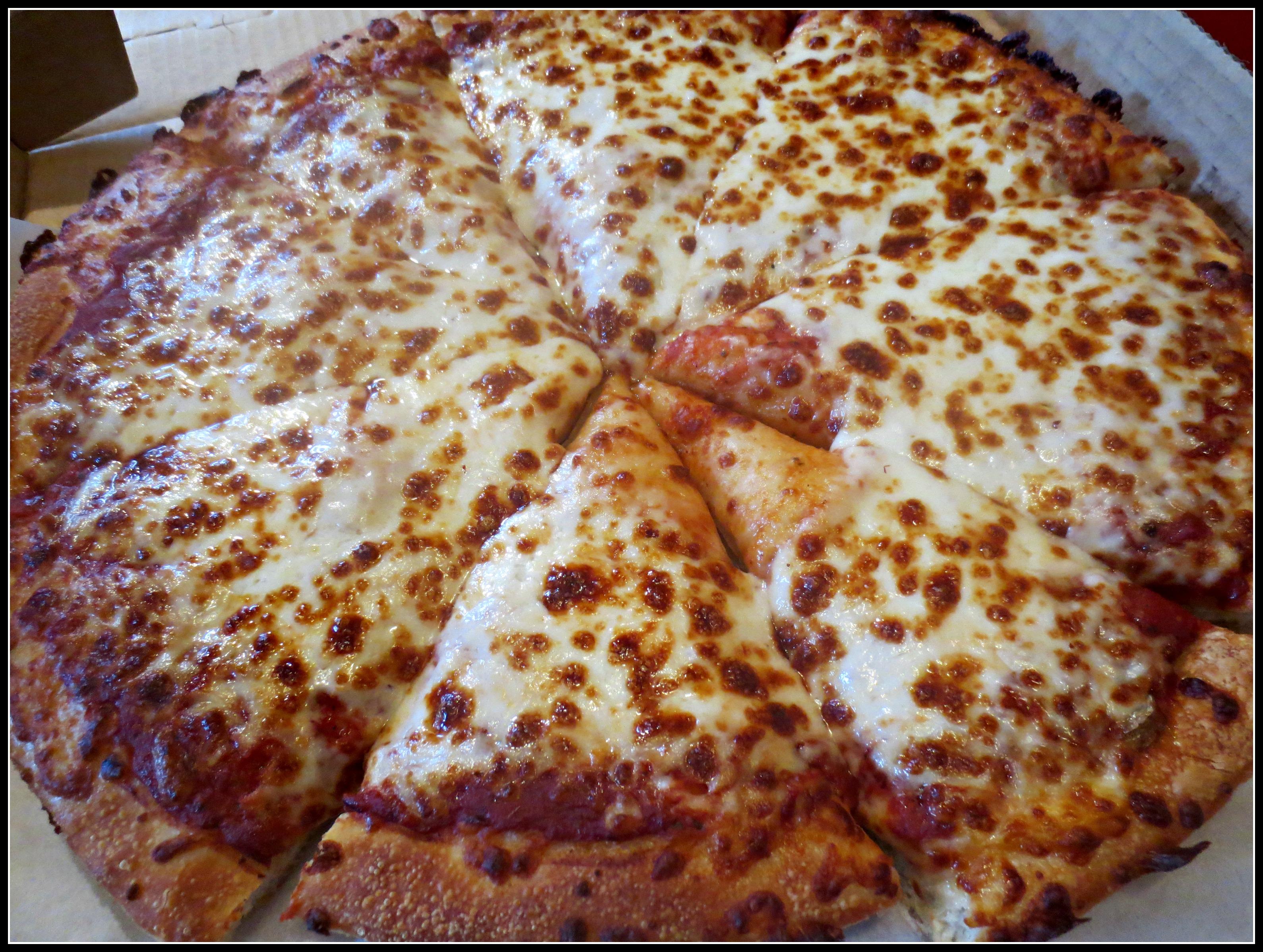 pizza hut cheese