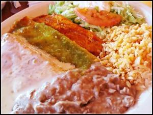Taq Mer Enchiladas