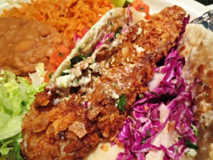 Chuy's fish taco