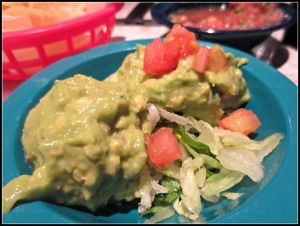 Chuy's guac better