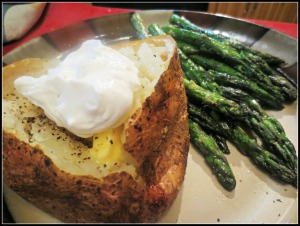 Potato and Asparagus 8