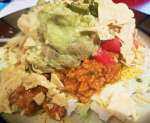 Sunday Taco Salad