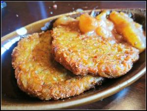 Bier Haus Potato Pancakes