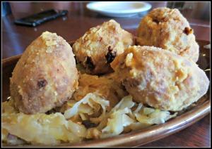 Bier Haus Sauerkraut Balls