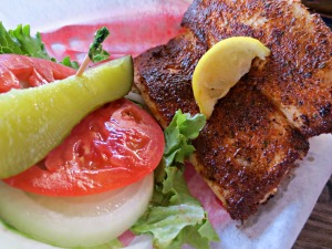 Boathouse mahi sand