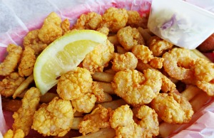 Floyd's  AYCE shrimp