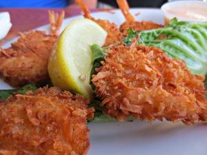 Floyd's Coco shrimp