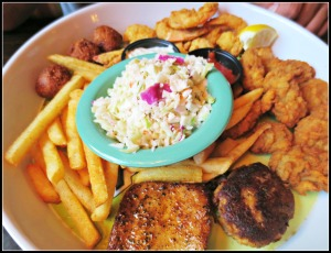 Hog's Breath Seafood Platter