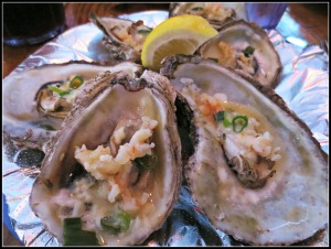 Hurricane Oyster Bar Oysters