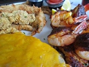 LL seafood platter