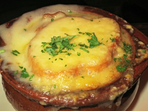 McGuire's french onion soup