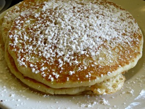 Pancakery small stack