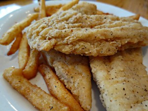Rick's chicken fingers