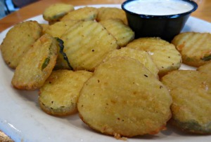 Rick's fried pickles
