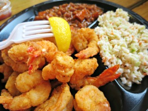 Stewby's Fried Shrimp