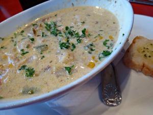 Stinky's Seafood Chowder