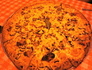 Vinnie Mc Our pizza