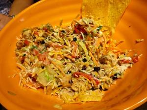 Lime Taco Salad