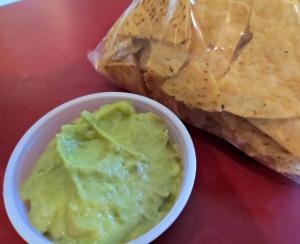 Taco Casa Chips and Guac