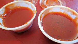 Taco Casa Taco Sauces