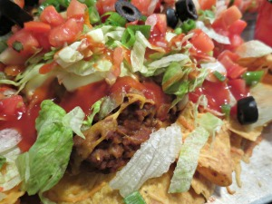 Football Nachos