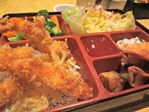 Naked Tchopstix Tempura Shrimp
