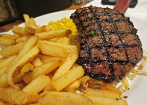 Cheddar's Steak