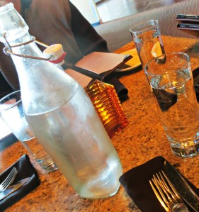 Stone Creek Dining Water Bottle